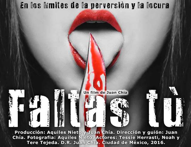 El cortometraje de horror de Juan Chía (Completo)