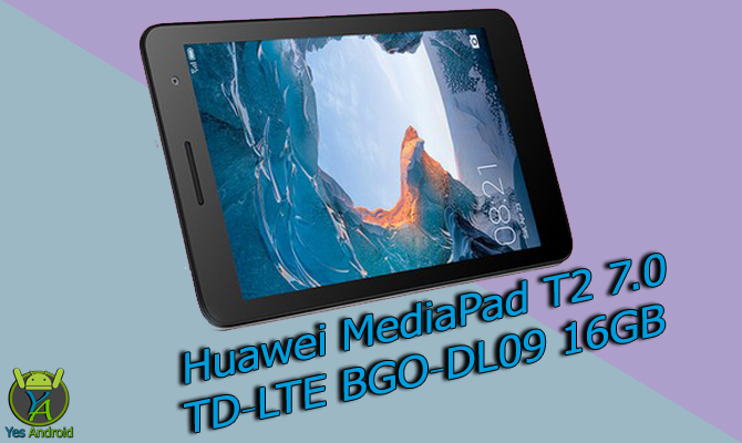 Huawei MediaPad T2 7.0 TD-LTE BGO-DL09 16GB Full Specs Datasheet