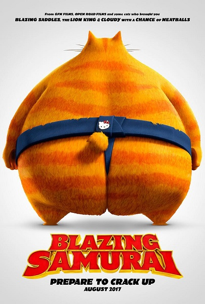Film Blazing Samurai 2017 Bioskop