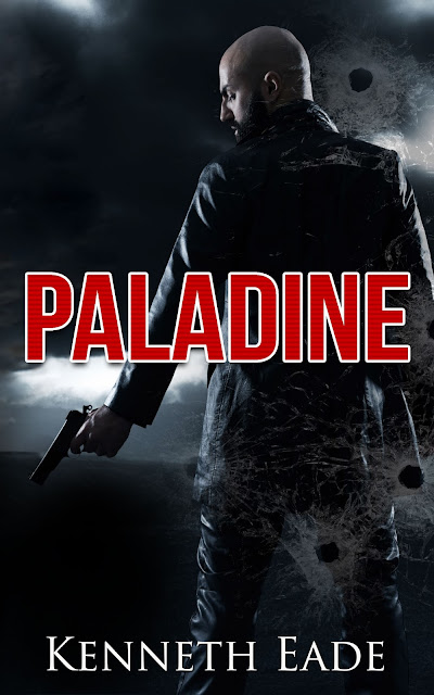 Front Cover, Paladine, by Kenneth Eade