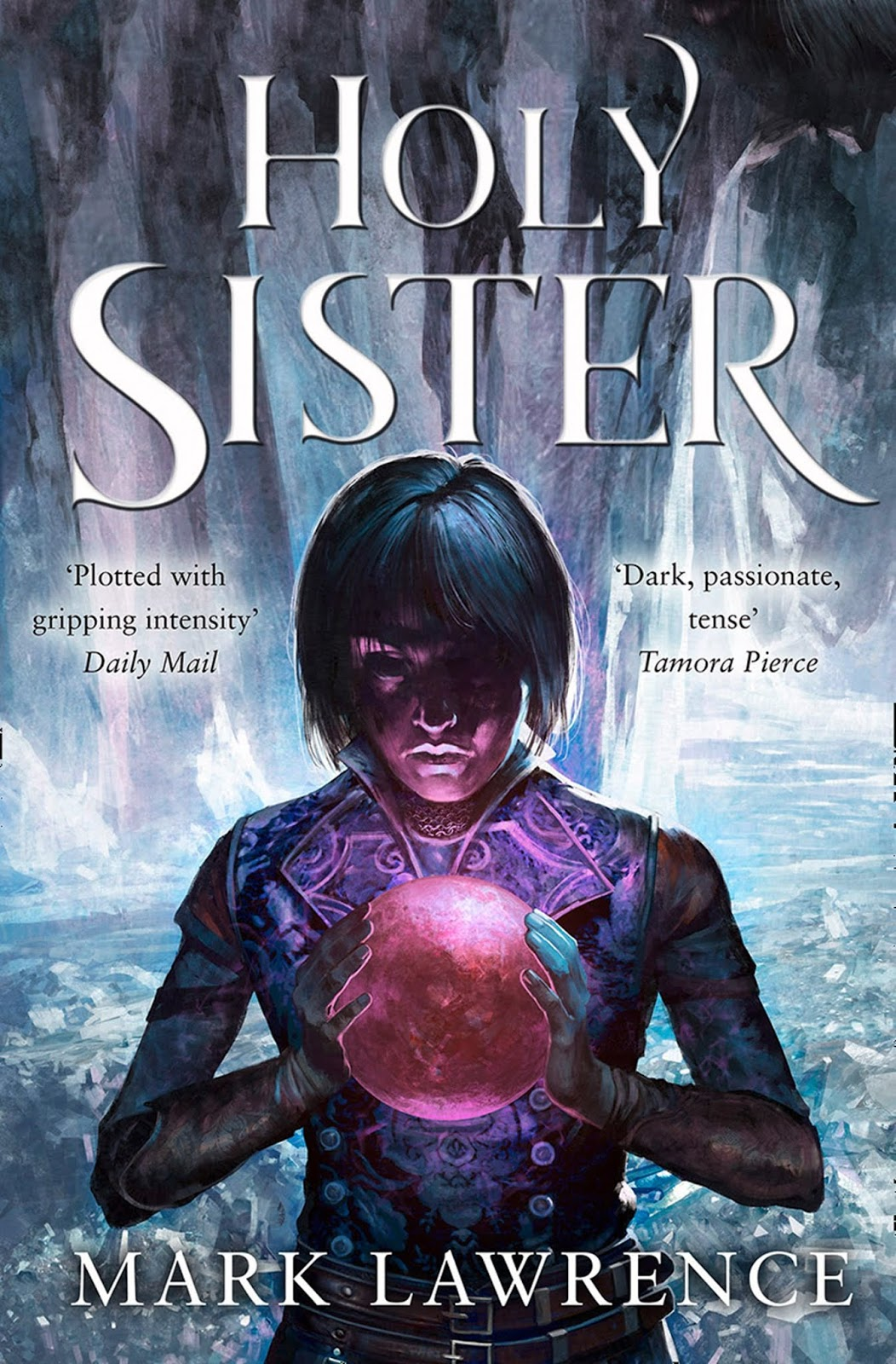 Holy Sister by Mark Lawrence (UK Edition)