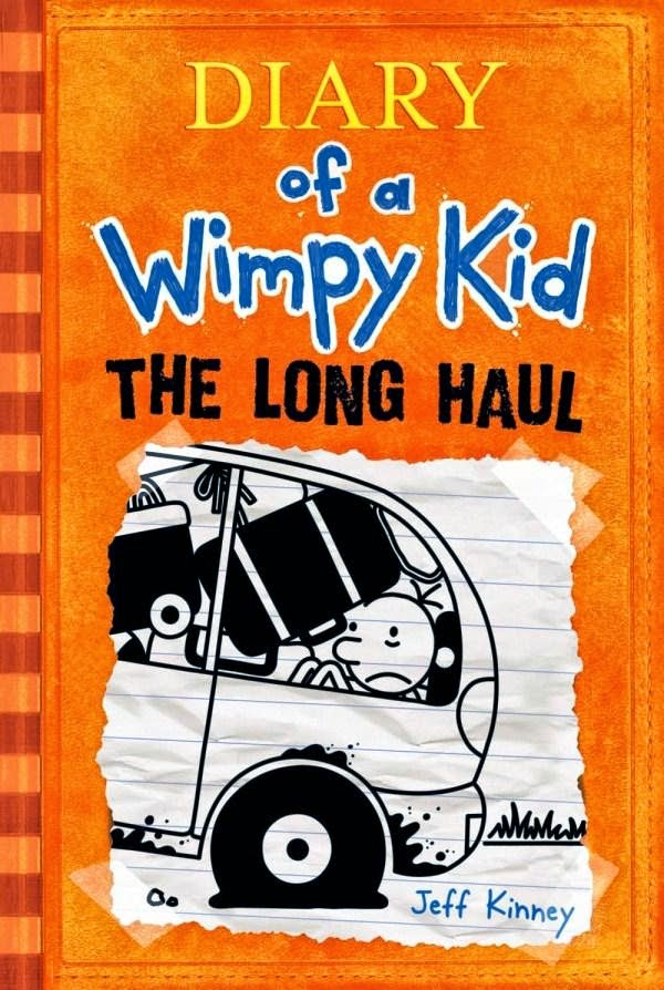 Kids Book Review Review Diary Of A Wimpy Kid The Long Haul