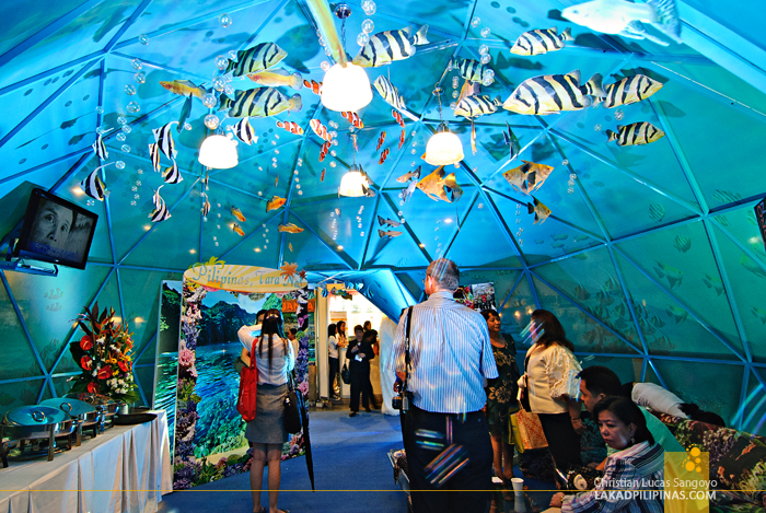 Philippine Travel Mart SMX