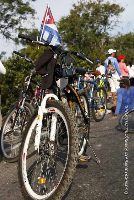 218 kilómetros en bicicleta desde La Habana a Playa Girón