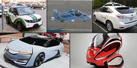 5 Teknologi yang Mengubah Berkendara Konvensional