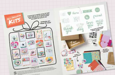 Stampin' Up!®  All inclusive kits