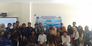 Sekolah Jurnalistik dan Media Group PMII Komisariat Universitas Mataram