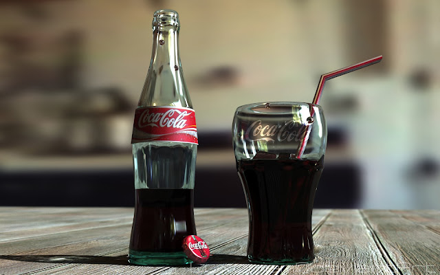 cola wallpaper 2 - 10 Utilidades da Coca-Cola que você não sabia