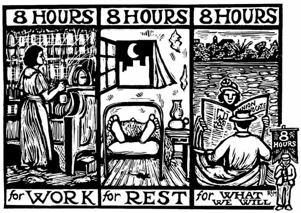 The History of May Day - International Workers' Day and the ...
