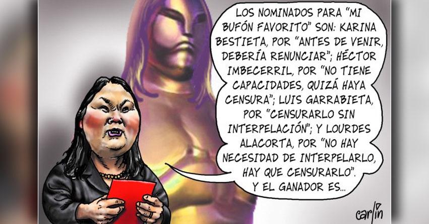 Carlincaturas Martes 13 Junio 2017 - La República