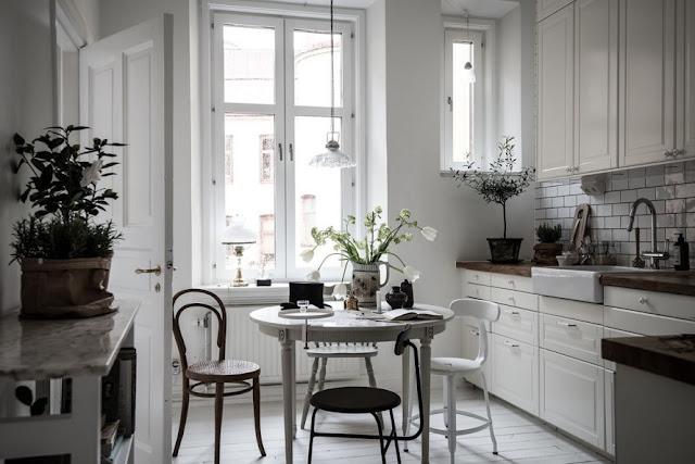 Scandinavian Design Apartment on Hvitfeldtsgatan by Cool Chic Style Fashion