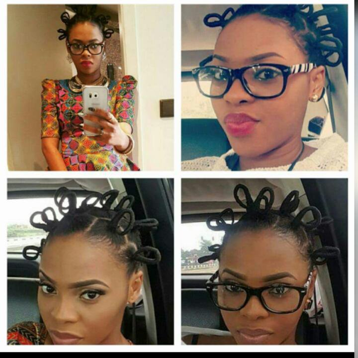 La chanteuse nigérianne Chidinma. Source  Twicsy.com