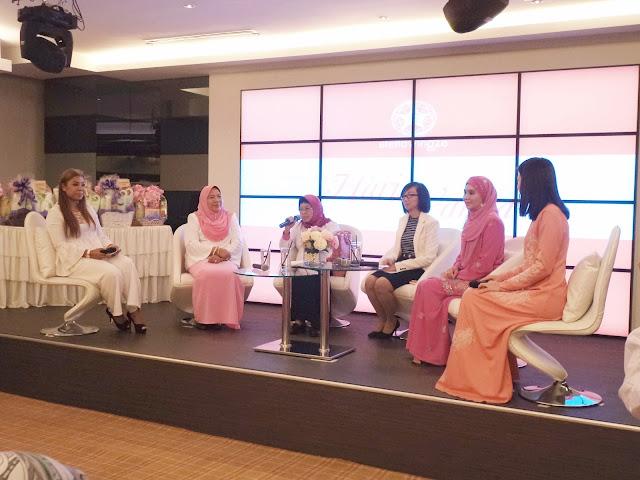 Stellavingze International anjur Sambutan Hari Wanita Sedunia