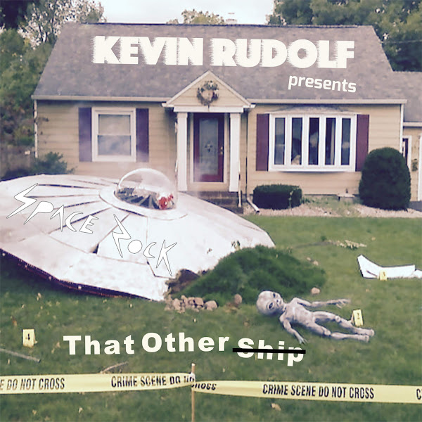 Kevin Rudolf - That Other Ship - Single Cover