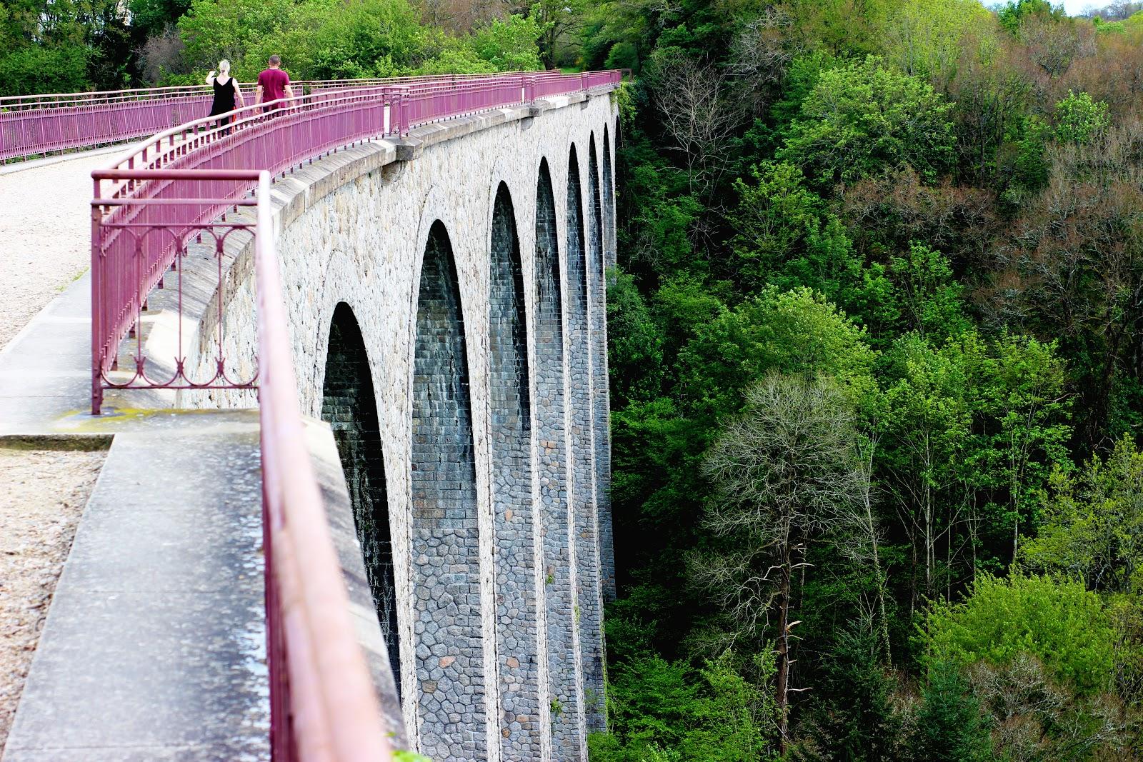 randonné à Montluçon en Auvergne