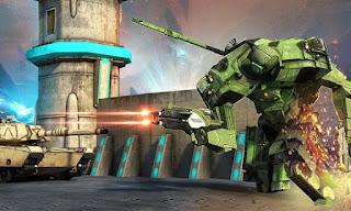 Steel Robot Tank Fight 2017 Apk v1.2 (Mod Money)