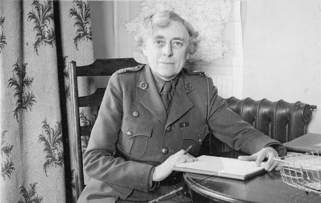 Women of the MTC WW2 - Mrs. G Cooke OBE