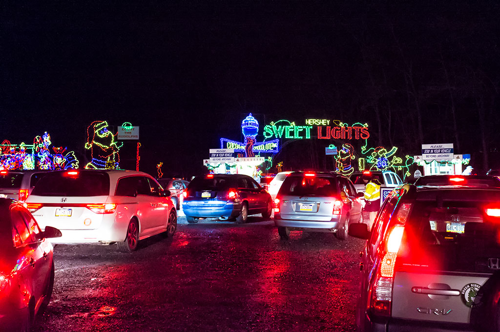 Hershey Sweet Lights at Christmas
