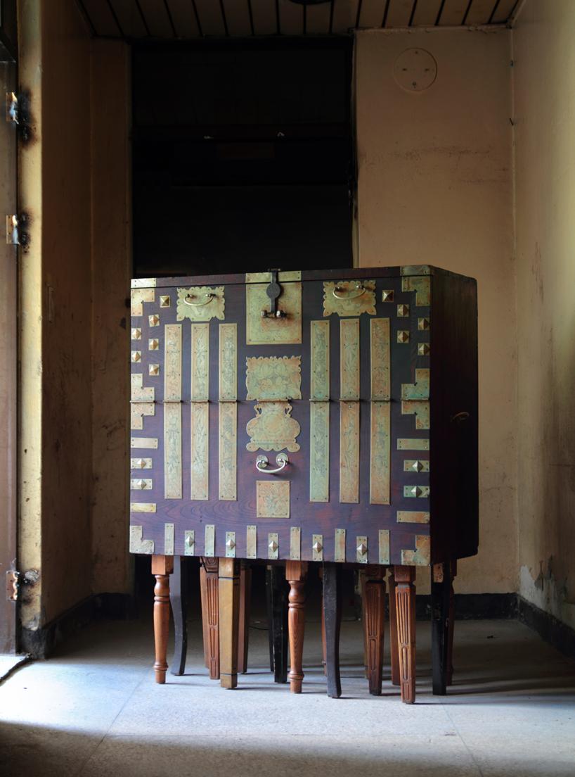 The style examiner hybrid korean furniture design by maezm for Furniture design