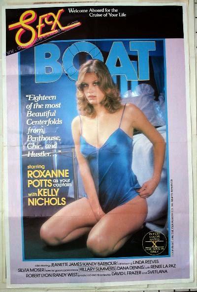 sex boat vintage