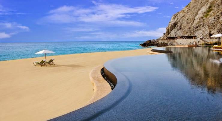 8. Capella Pedregal Resort, Cabo San Lucas, Mexico - Top 10 Marvelous Pools in the World