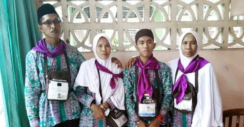 Hafal Al Qur'an, Pemuda Ini Berangkat Haji Tanpa Mengantri