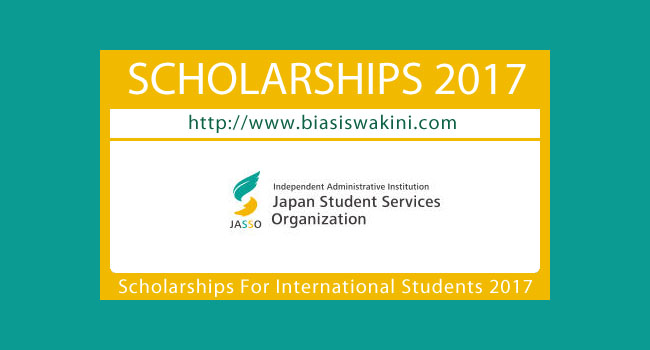 Scholarship for International Students 2017