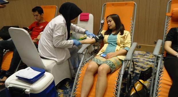 Donor Darah Accorhotels di Bandung untuk Sahabat Thalassemia