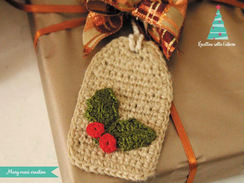 Tag Chiudi Pacco All Uncinetto Per Natale Kreattivablog