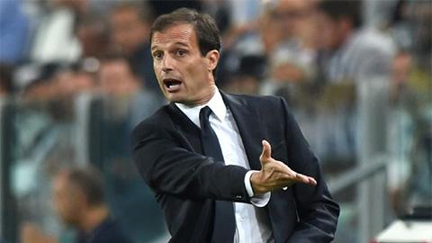 Juventus bắt đầu cuộc đua kế nhiệm… Allegri