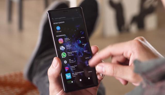 سعر و مواصفات هاتف Sony Xperia XZ2 Premium