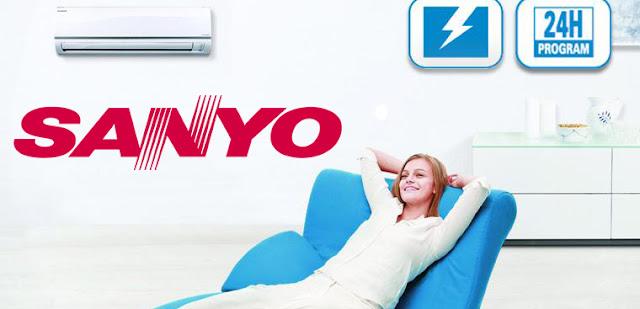 Máy lạnh Sanyo nội địa có tốt không?