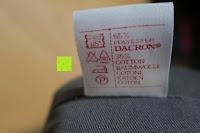 Waschsymbole: Palina Hundekissen 95° waschbar | Hundebett | Herstellung in Deutschland