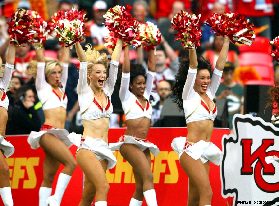 Kansas City Chiefs Cheerleaders Wallpapers