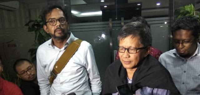Haris Azhar : Aneh Pemeriksaan Rocky Gerung Jelang Pemilu