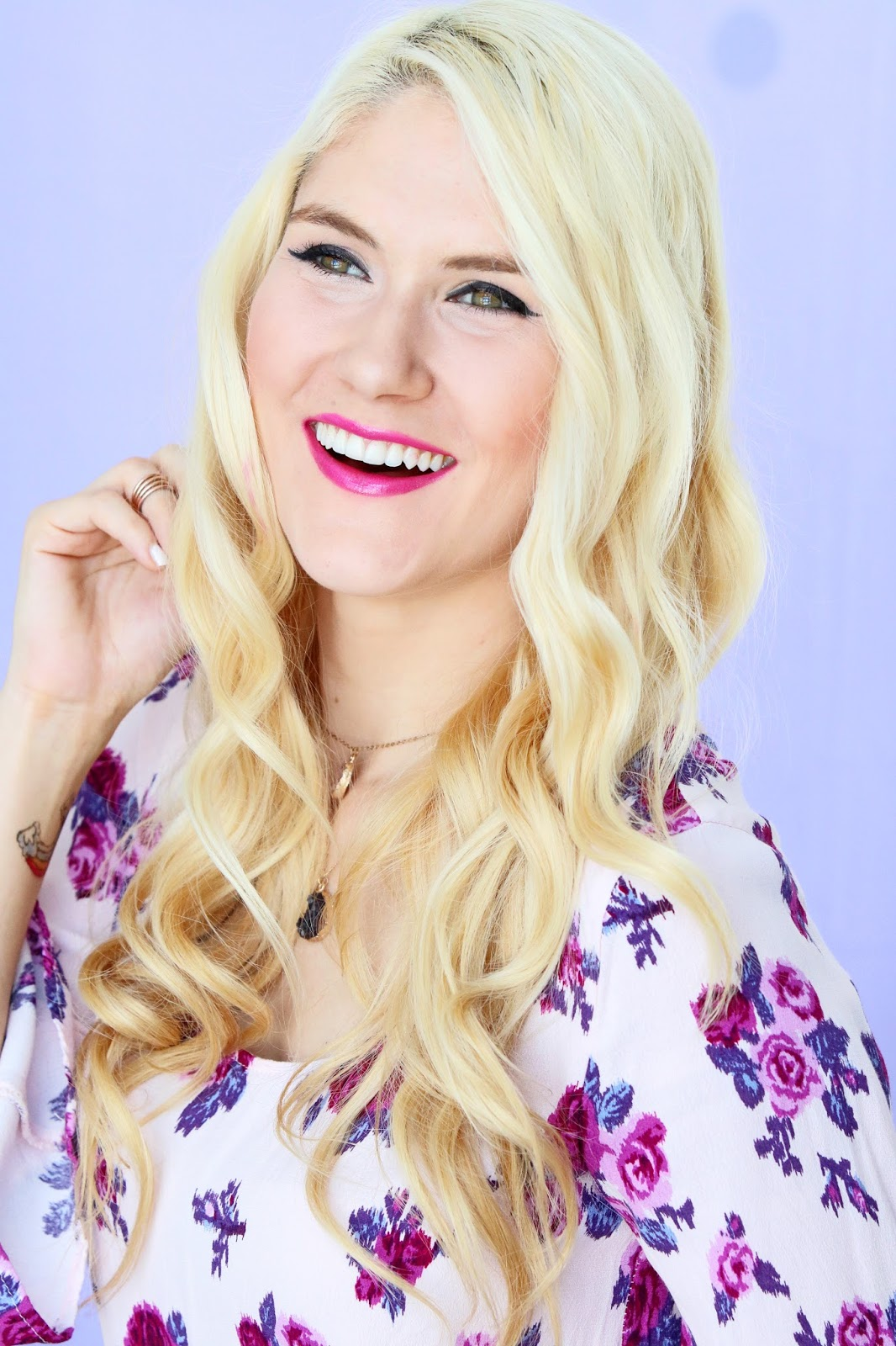 Click through for tips on how to curl your hair