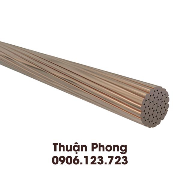 Bảng giá cáp đồng trần 35mm2 - Cáp tiếp địa chống sét 35mm2 chiết khấu cao