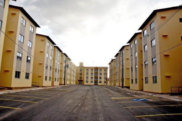 Sorteados nos Residenciais Piancó I e II são convocados para fazer vistorias nos imóveis