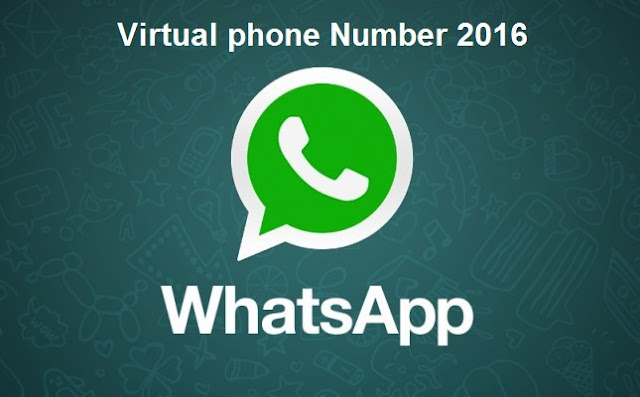How to get virtual numbers for WhatsApp?