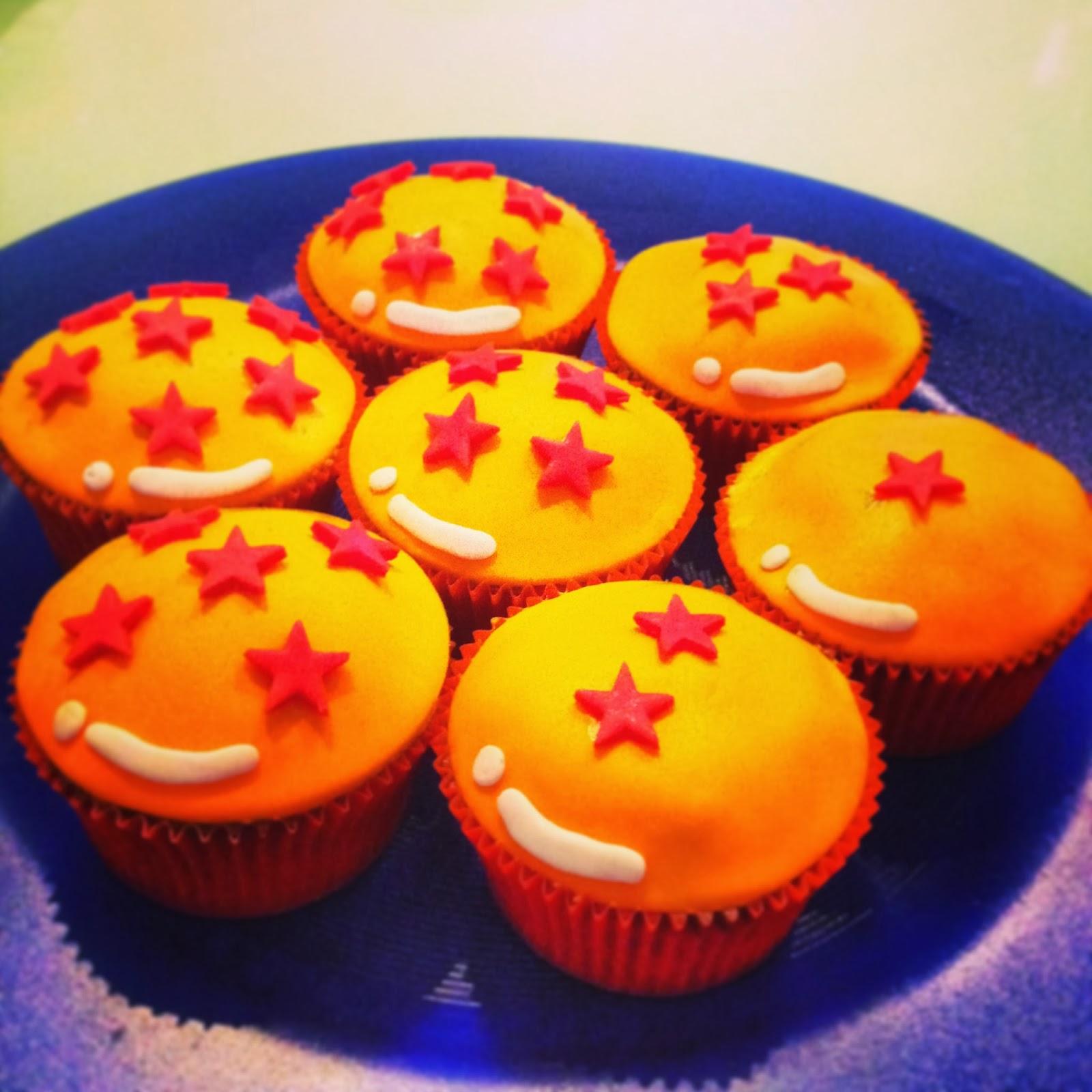 Dragon Ball Z Layer Cake