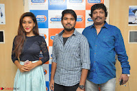 Shravya in skirt and tight top at Vana Villu Movie First Song launch at radio city 91.1 FM ~  Exclusive 03.JPG