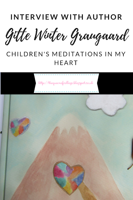 Interview with Gitte Winter Graugaard Author of Children's Meditations In My Heart