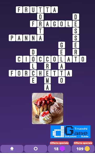 Soluzioni One Clue Crossword livello 2 schema 5  (Cruciverba illustrato)  | Parole e foto