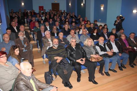 Λαμπρή εκδήλωση με τον Ποντιακής καταγωγής, Ομέρ Ασάν, στο Κιλκίς