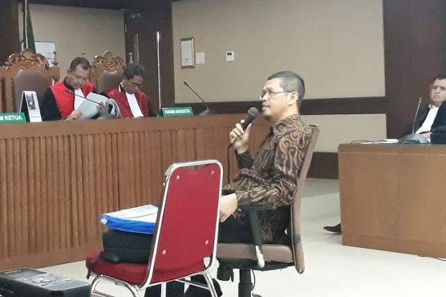 KPK Tetapkan Politisi PKS Sebagai Tersangka karena Terima Suap dari Aseng