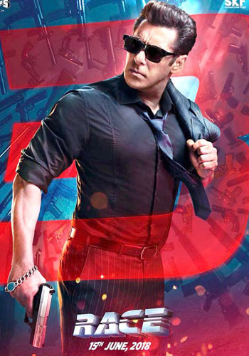 Race 3 (2018) Hindi 720p HDRip Will be Available on 7StarHD