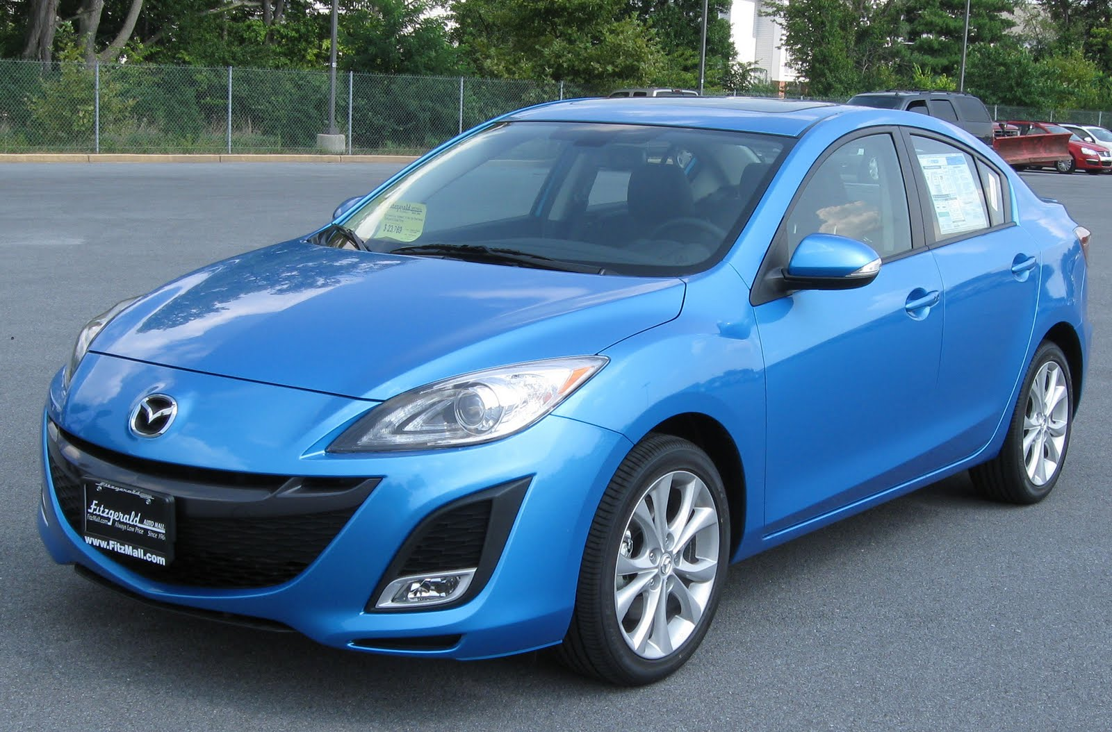 mazda 3 sedan review spec price and feature at world expensive car wallpaper picture collections. Black Bedroom Furniture Sets. Home Design Ideas
