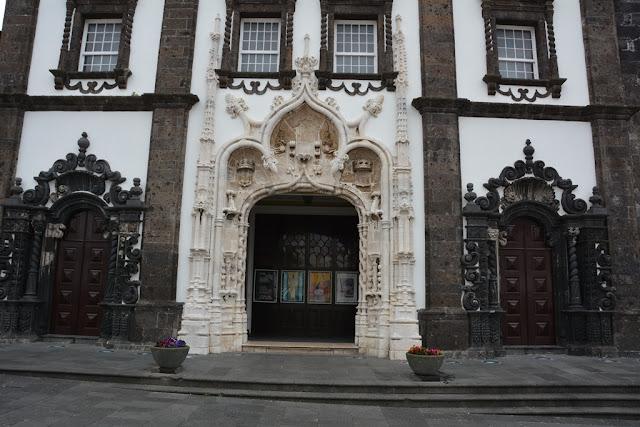 Largo de Matriz church