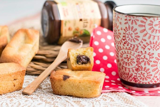 Biscuits aux Nocciolata