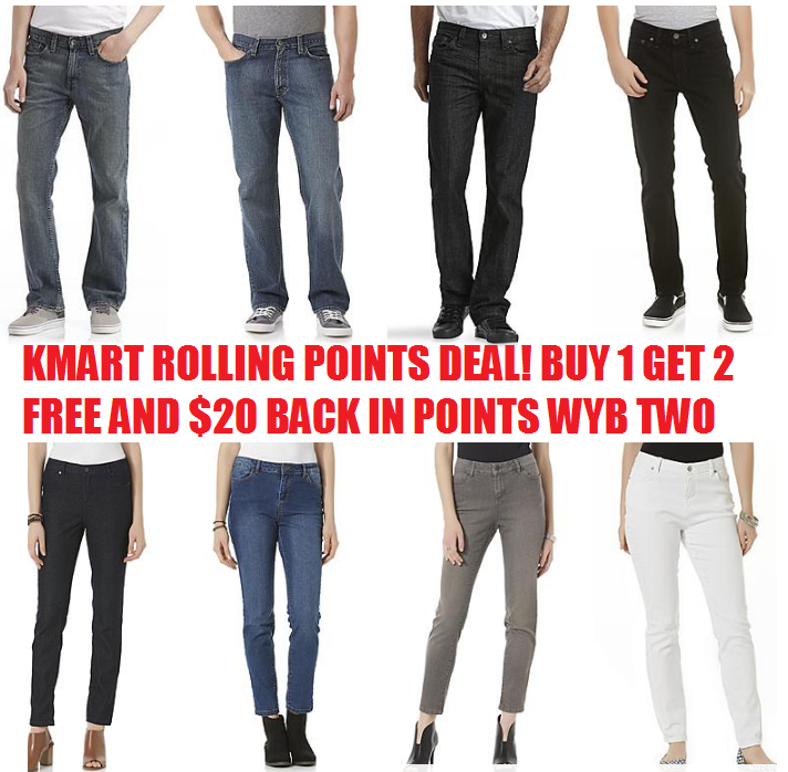 e0921711122 KMart Rolling Points Deal + Moneymaker!! 2 Pairs of Women's Route 66 ...